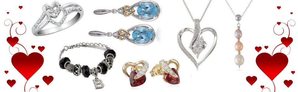 Valentines Day Jewelry Gifts